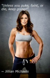 jillian_michaels peuk faint or diet