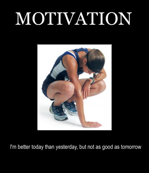 Motivation better tomorrow