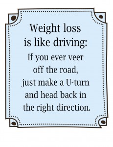 Motivation Driving Weight-Loss