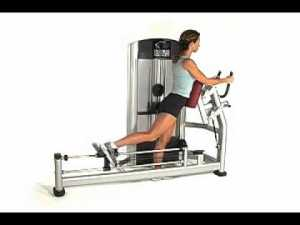 Machine Glutes Press