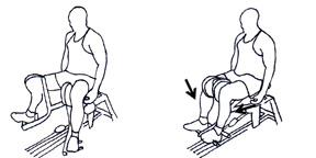 Machine Hip Adduction Inner Thigh