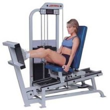 Machine seated-leg-press