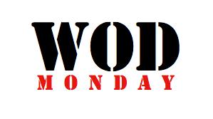 WOD-Monday
