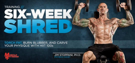 six-week-shred-torch-fat-with-hiit-100s