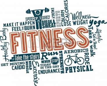 Fitness-Health-Word-Cloud