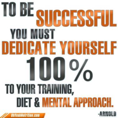 Motivation Dedication 100%