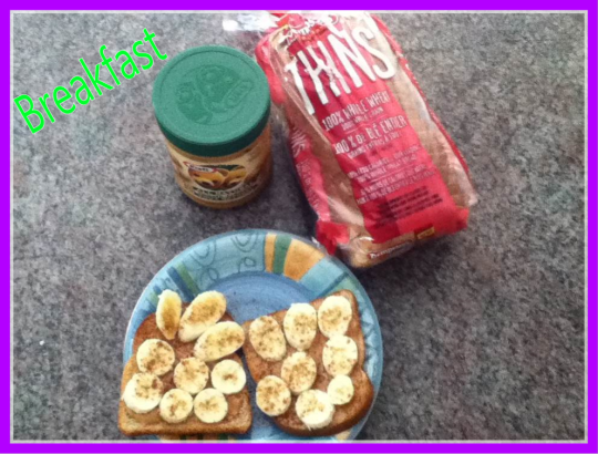 Breakfast PB Banana 2015-15-7