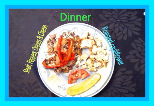 Dinner 2015-15-7