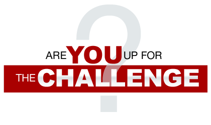 Are you up for the challenge