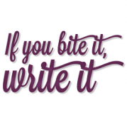 bite it write it