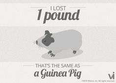 I lost 1 pound
